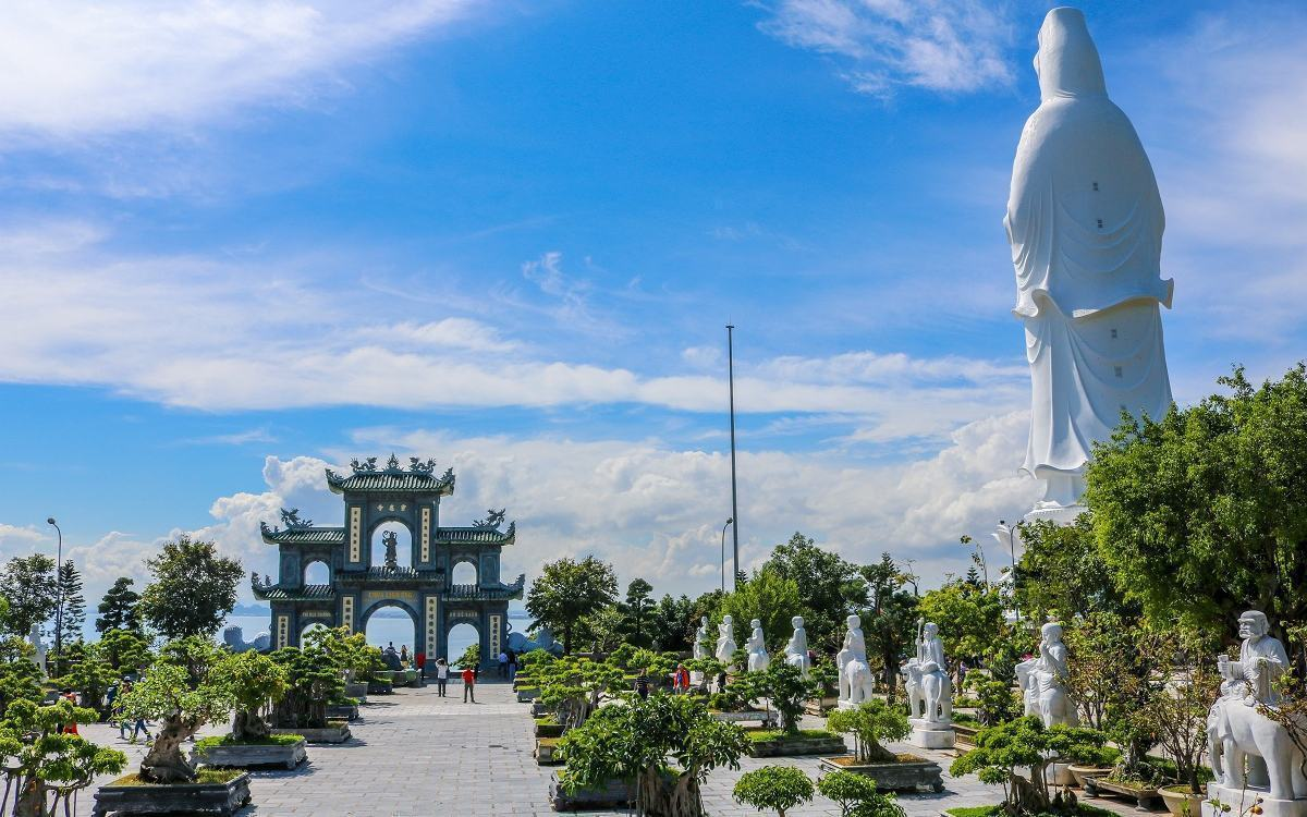 Chùa Linh Ứng – Bãi Bụt, Đà Nẵng - Kênh truyền hình Đài Tiếng nói Việt Nam - VOVTV