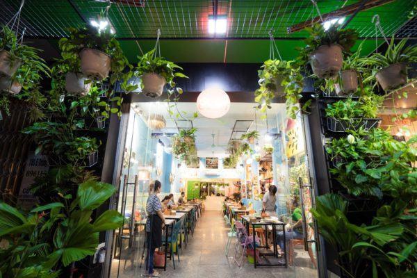Nhà Hàng Chay Ans Trên Tạp Chí Đà Nẵng - Ans Vegetarian Cuisines