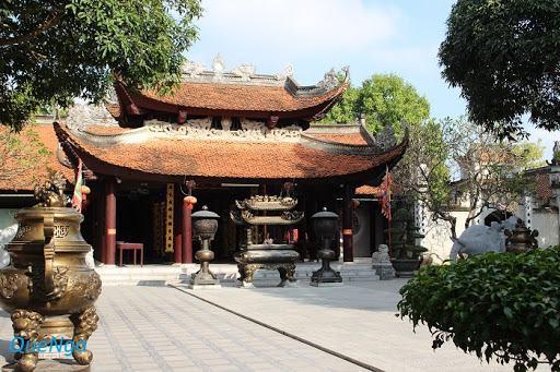 Đền Đô làng Đình Bảng, Bắc Ninh - quengablog
