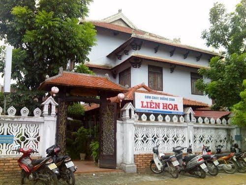 Quán chay Liên Hoa - khamphahue.com.vn