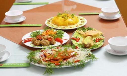Nhà hàng Cơm Chay Nàng Tấm | Nhà hàng | AmThuc365