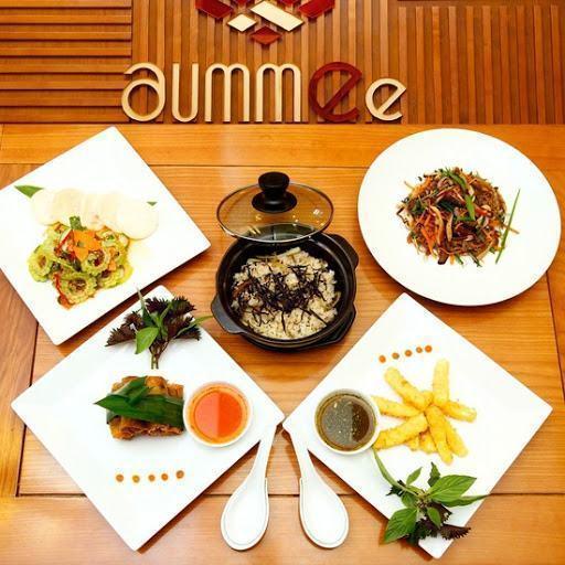 Nhà hàng chay Aummee nức tiếng Hà thành - Vi vu Hà Nội