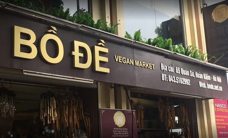 Điểm mặt 10 nhà hàng chay Hà Nội ngon nổi tiếng có 1-0-2