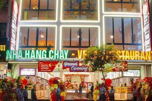 Nhà Hàng Chay Healthy World