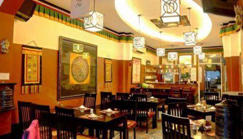 Nhà hàng chay Mandala Giảng Võ đứng TOP quán chay ngon Hà Nội   Nhà hàng,  Súp bí đỏ, Súp bí