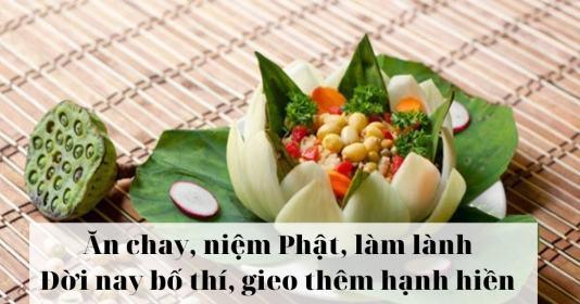 Ăn chay – ăn mặn trong Phật giáo