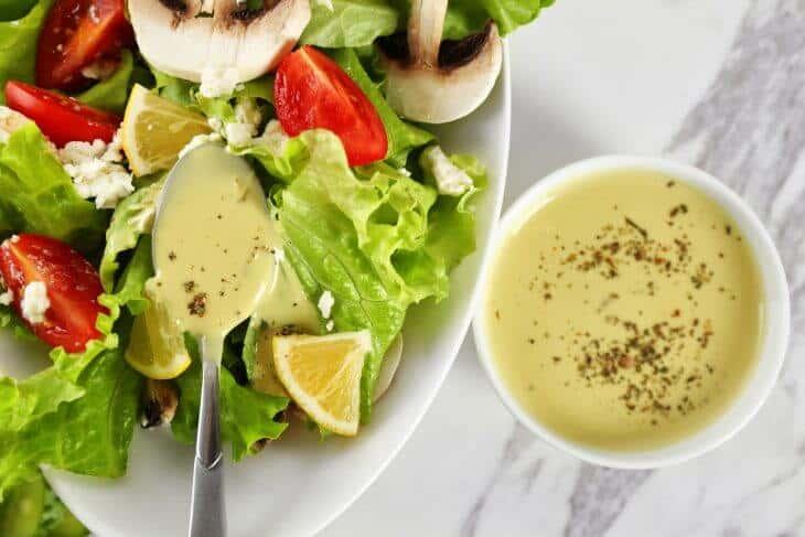Cách Làm Salad Sốt Chanh Leo Chua Ngọt Đưa Miệng Ngày Hè