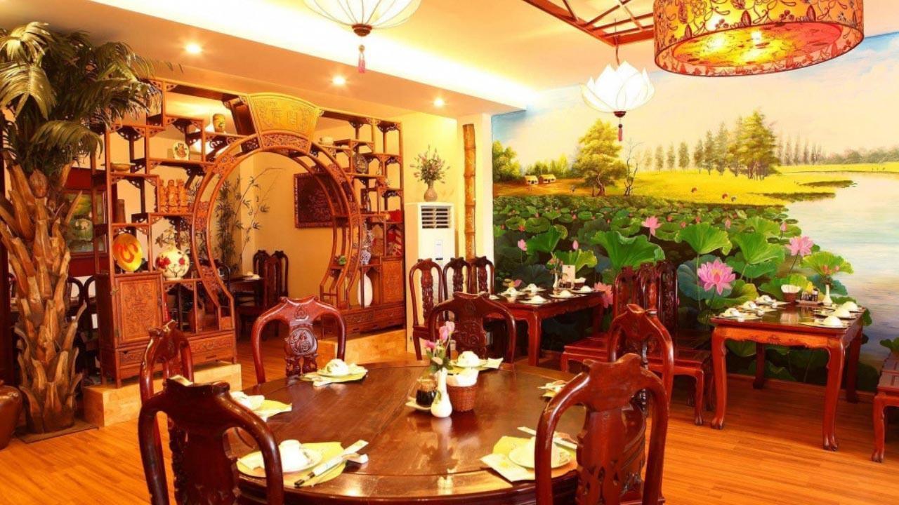 Review 10 nhà hàng chay Hà Nội ngon có không gian yên tĩnh, thanh tịnh