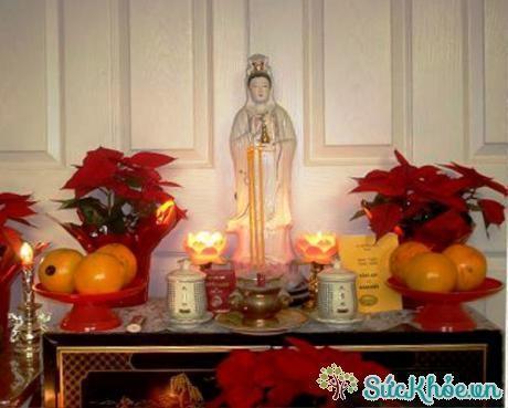 Ngày vía Quan Âm: Sắm lễ và các nghi thức cúng