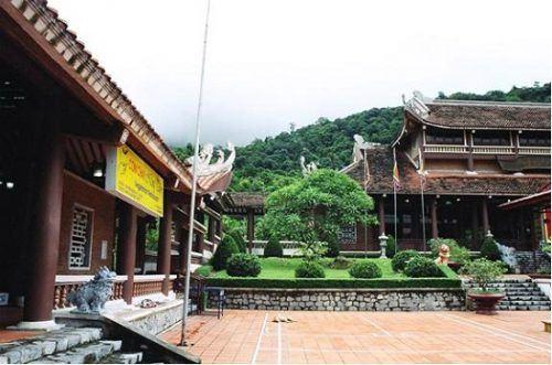 Cơm chay Nàng Tấm Yên Tử Quảng Ninh – Thưởng thức ẩm thực nơi cửa Phật