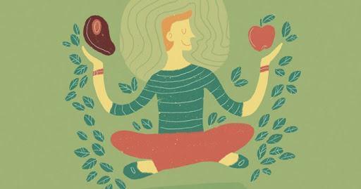 Ăn chay hay ăn mặn: quan trọng nhất vẫn là tôn trọng thứ mình ăn! | XANH EWEC