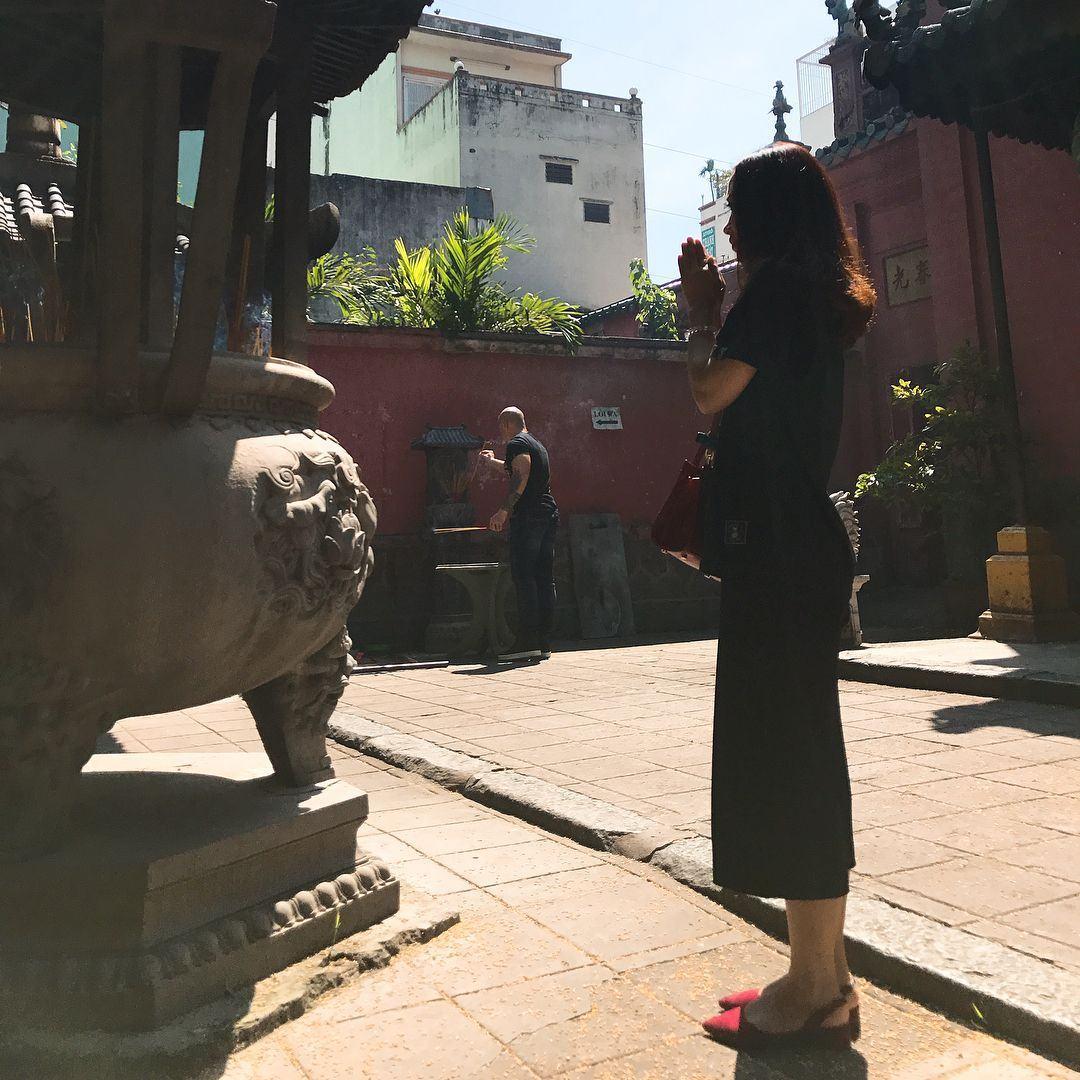 chùa Ngọc Hoàng cầu tài