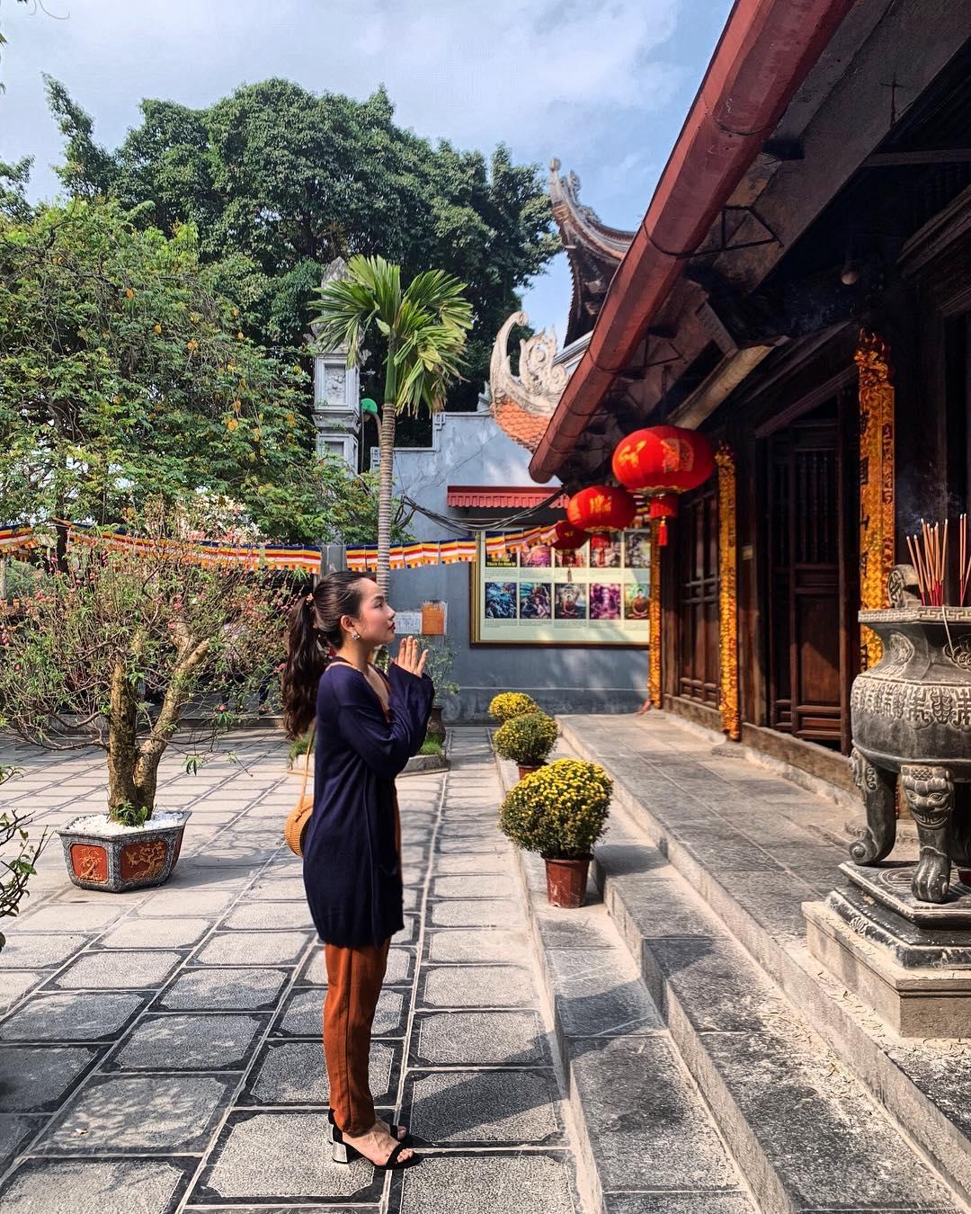 Chùa Hà: Ngôi chùa cầu duyên linh thiêng nhất Hà Nội