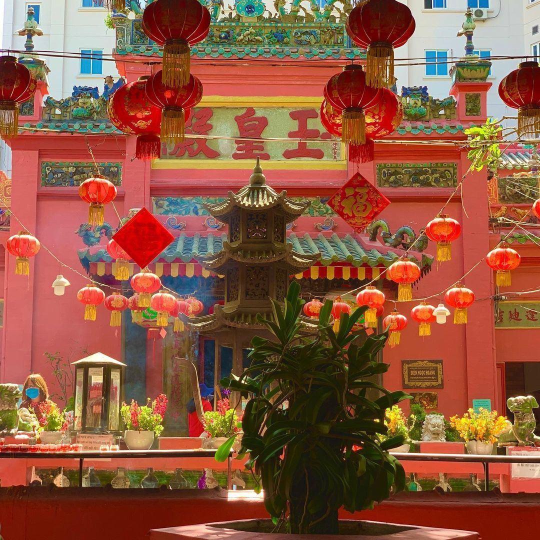Chùa Ngọc Hoàng, ngôi chùa linh thiêng nhất nhì Sài thành