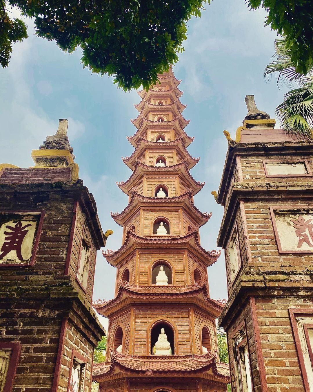 ấn Quốc – ngôi chùa đẹp bậc nhất thế giới bình yên giữa lòng Hà Nội cổ