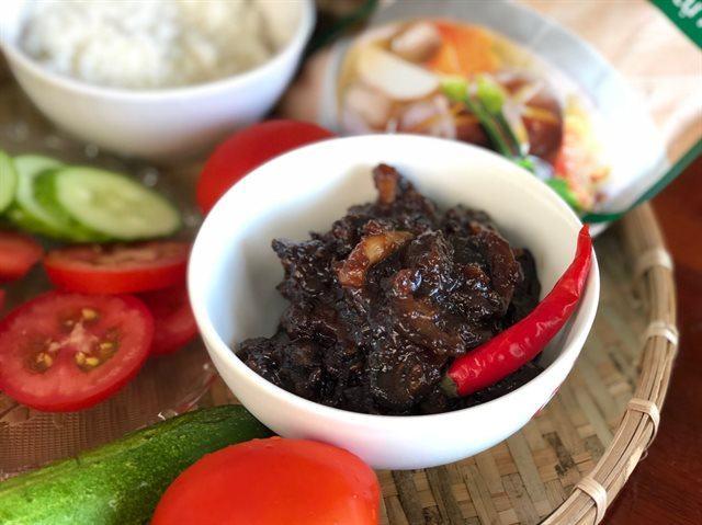 Cách Làm Mắm Ruốc Xào Thịt Chay   Đơn Giản Và Ngon   Cooky.vn