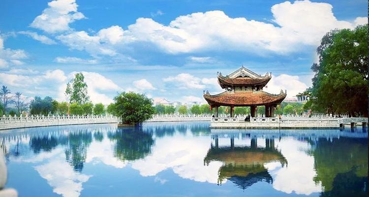 Khám phá nét đẹp kiến trúc quần thể di tích lịch sử Đền Đô