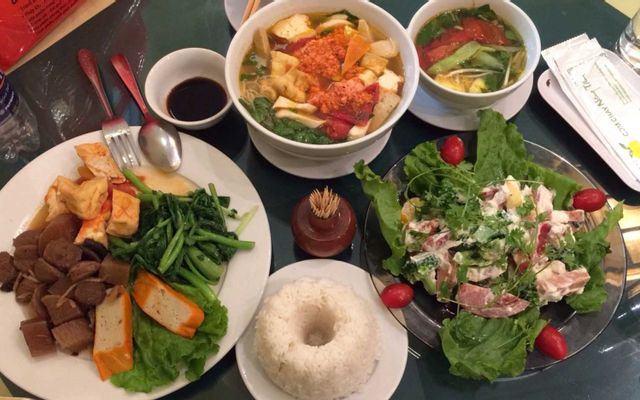 Nhà hàng cơm chay Nàng Tấm ở Quận Hoàn Kiếm, Hà Nội   Foody.vn