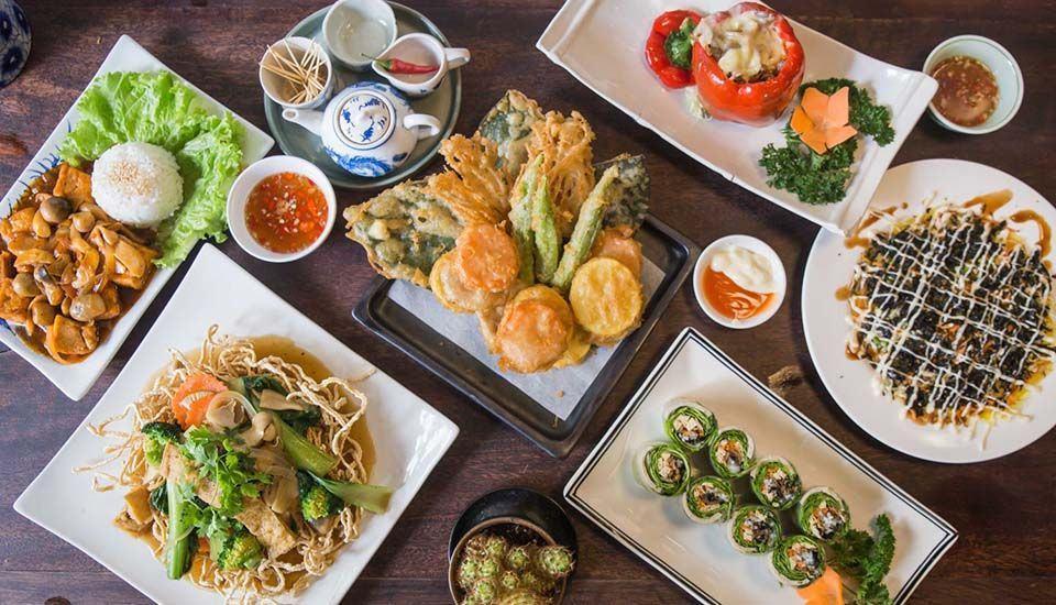 R.O.M Restaurant - Ẩm Thực Chay - Hoàng Văn Thụ ở Quận Hải Châu, Đà Nẵng |  Foody.vn