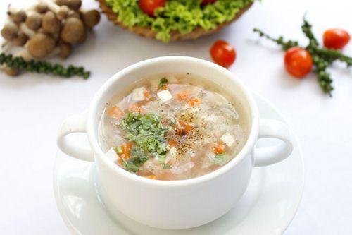 HITA hướng dẫn cách nấu súp chay ngon tuyệt vời cho gia đình bạn