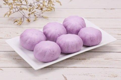 Bánh bao chay khoai môn – Nguyễn Sơn Bakery