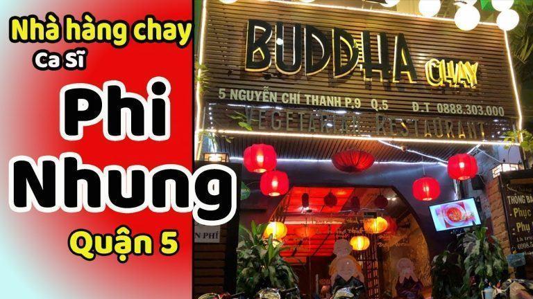 Quán Chay Phi Nhung Quận 5 Rất Đông Khách Mùa Vu Lan | Buddha Chay - YouTube