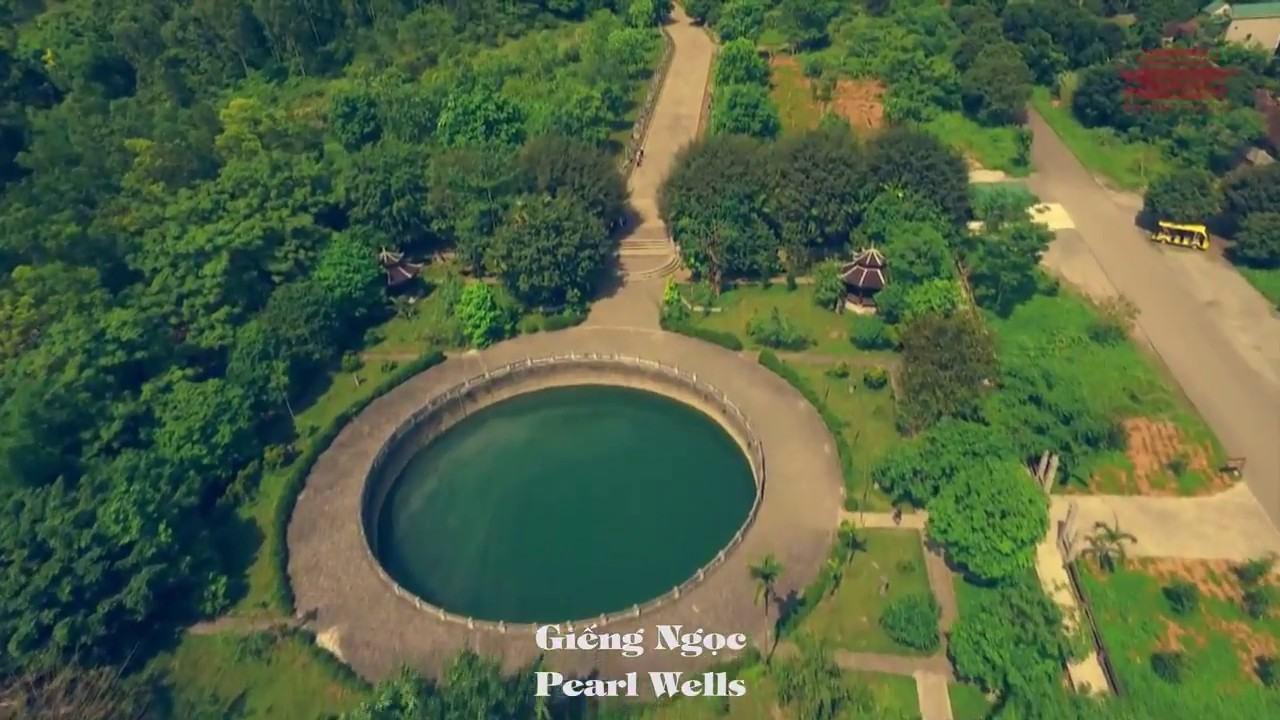 Giếng Ngọc Chùa Bái Đính – Giếng nước lớn nhất Việt Nam