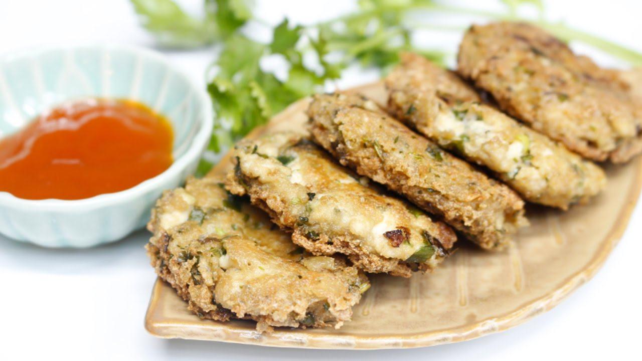 Cách làm món chả đậu xanh chay - Món ăn gia đình Việt