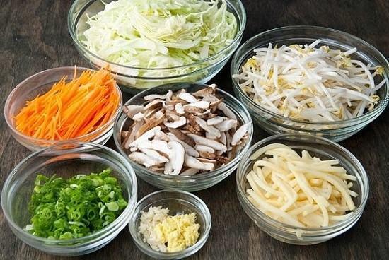3 Lưu Ý Cơ Bản Khi Nấu Món Chay