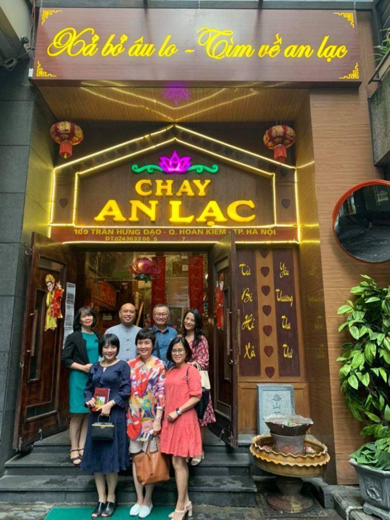 Top 9 Nhà hàng buffet ăn chay nổi tiếng tại Hà Nội - Toplist.vn