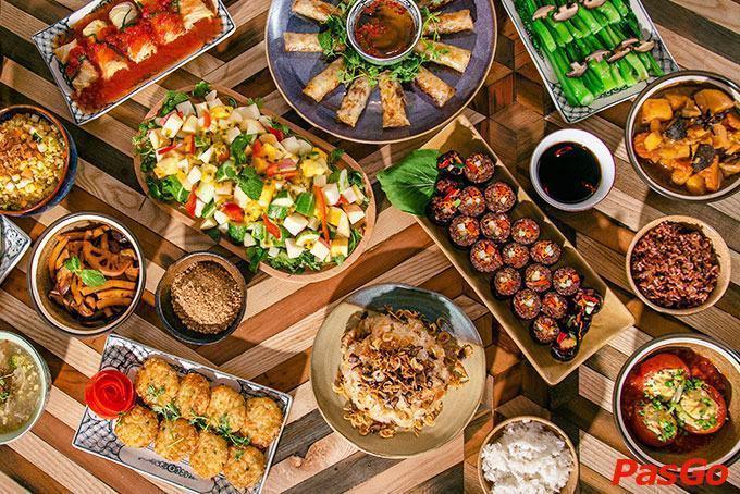 Quán cơm chay ngon ở Hà Nội