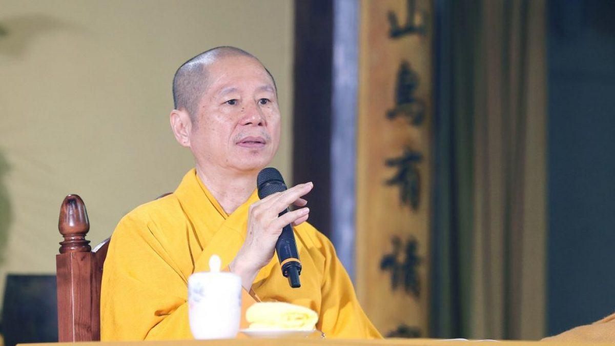 Các bài giảng của Thầy Thích Chân Quang - Thiền & Đạo   Trí Tuệ và Từ Bi