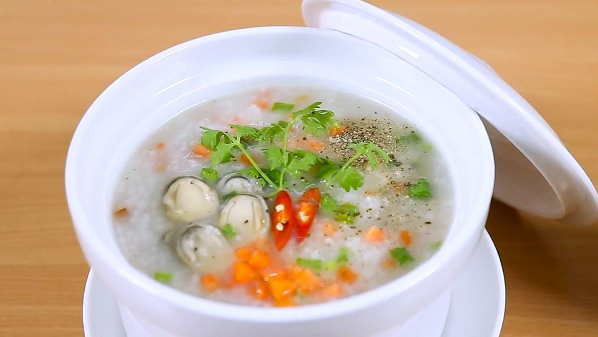 Cách nấu cháo nấm rơm thơm ngon bổ dưỡng lại đơn giản cho bé