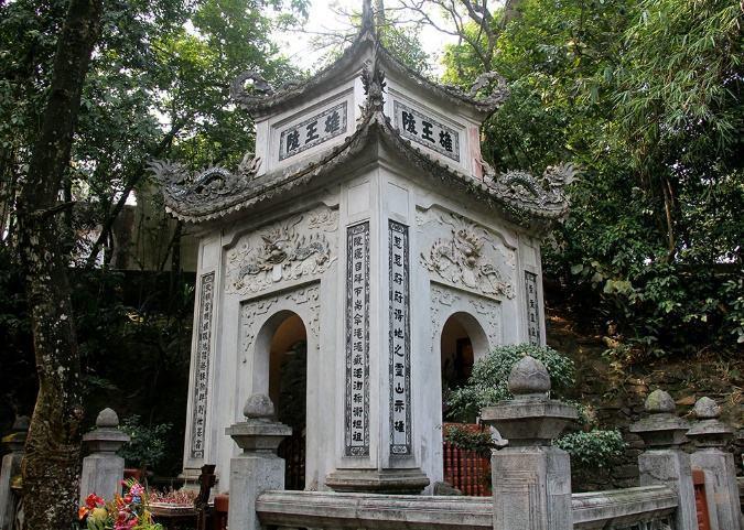 Khu Di tích lịch sử Đền Hùng | Cổng Thông Tin Điện Tử Phú Thọ