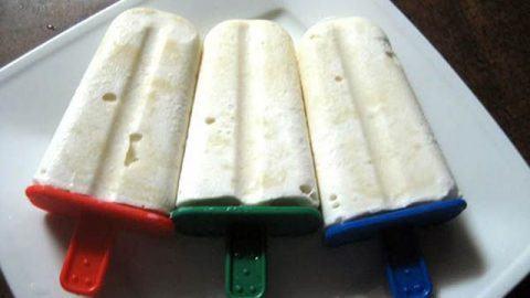 cách làm kem đậu xanh cốt dừa