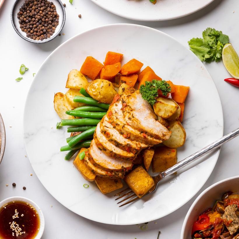 cách làm món chay từ gà lát