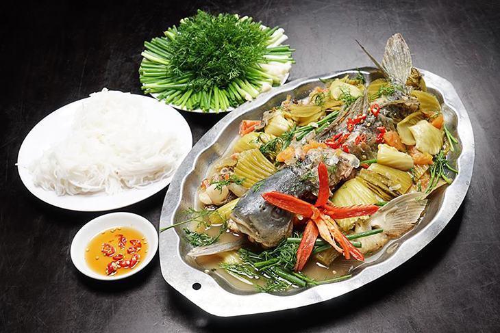 Cách làm món cá chép kho dưa đậm đà đưa cơm ngày mưa