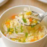 cách làm súp rau củ chay tại nhà