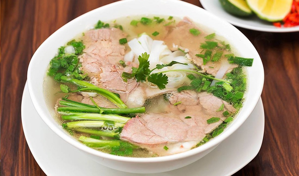 đặc sản phở bò Nam Định