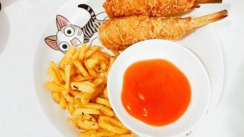 cách làm gà rán chay ngon như KFC