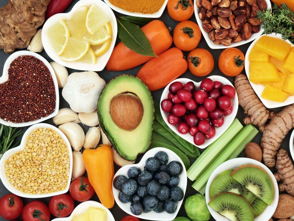 các loại rau củ qua để làm món ăn chay