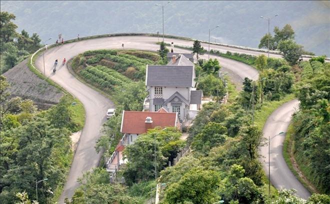 cách di chuyển đến chùa Tây Thiên Tam Đảo Vĩnh Phúc
