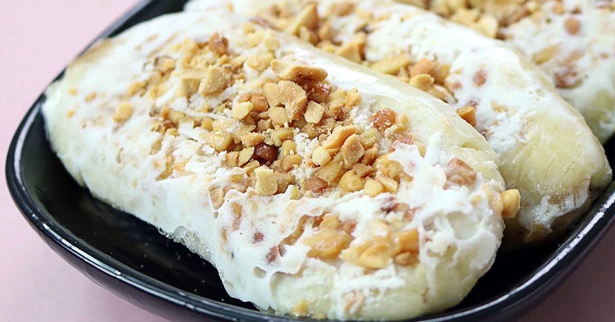 Cách làm kem chuối mít miếng trong túi nilon vừa ngon vừa tiện