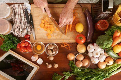 ẩm thực độ hay - cách làm các món chay mặn ngon