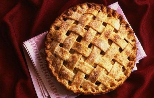 Pastry Flour thường được dùng để làm vỏ bánh pie