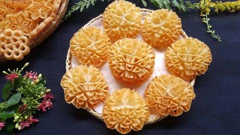 cách làm bánh nhúng truyền thống