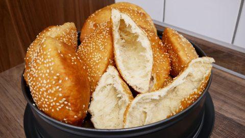 bánh tiêu bằng bột mì