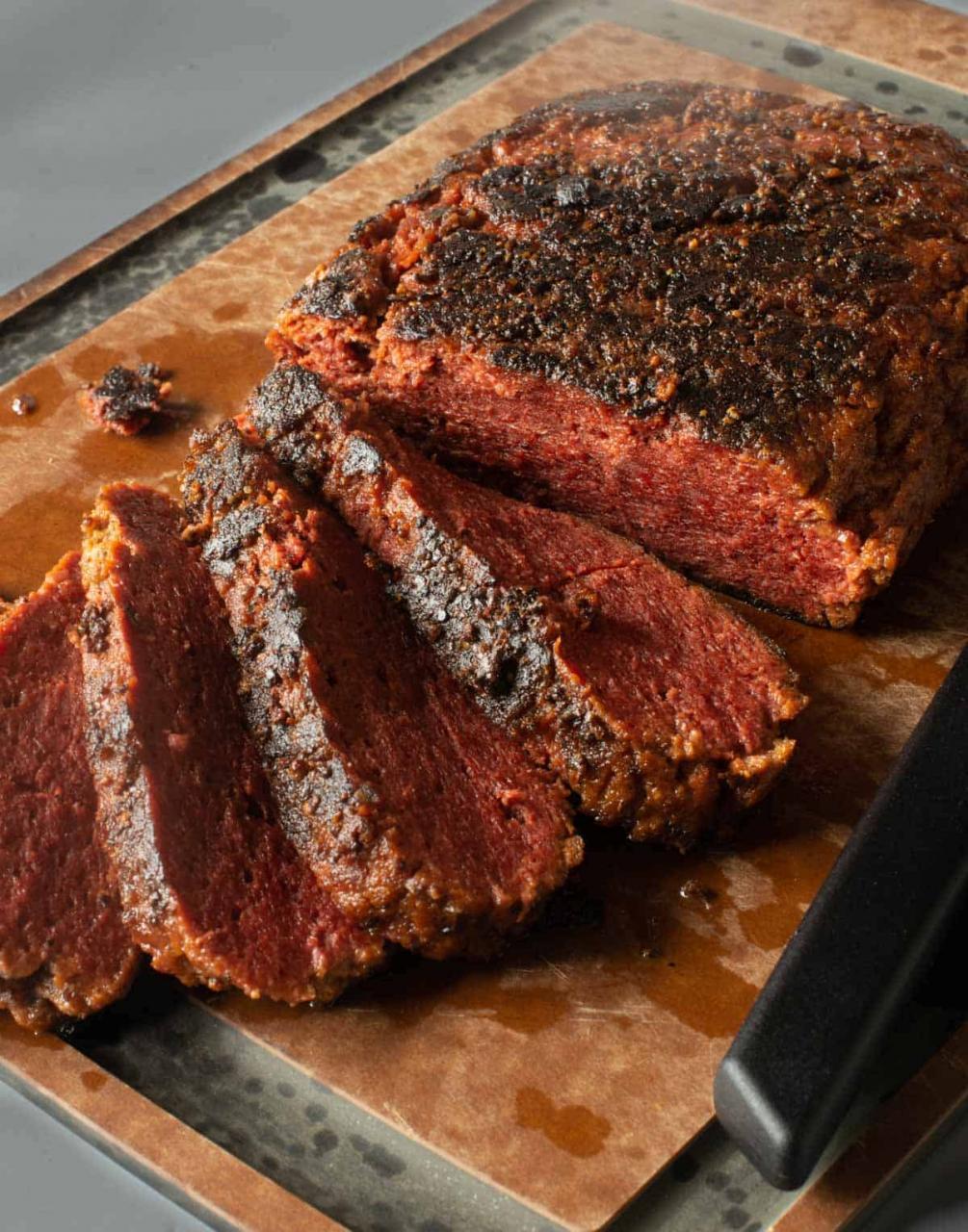 Vegan Roast Beef (Easy Recipe) - Carlo Cao | Vegaliciously