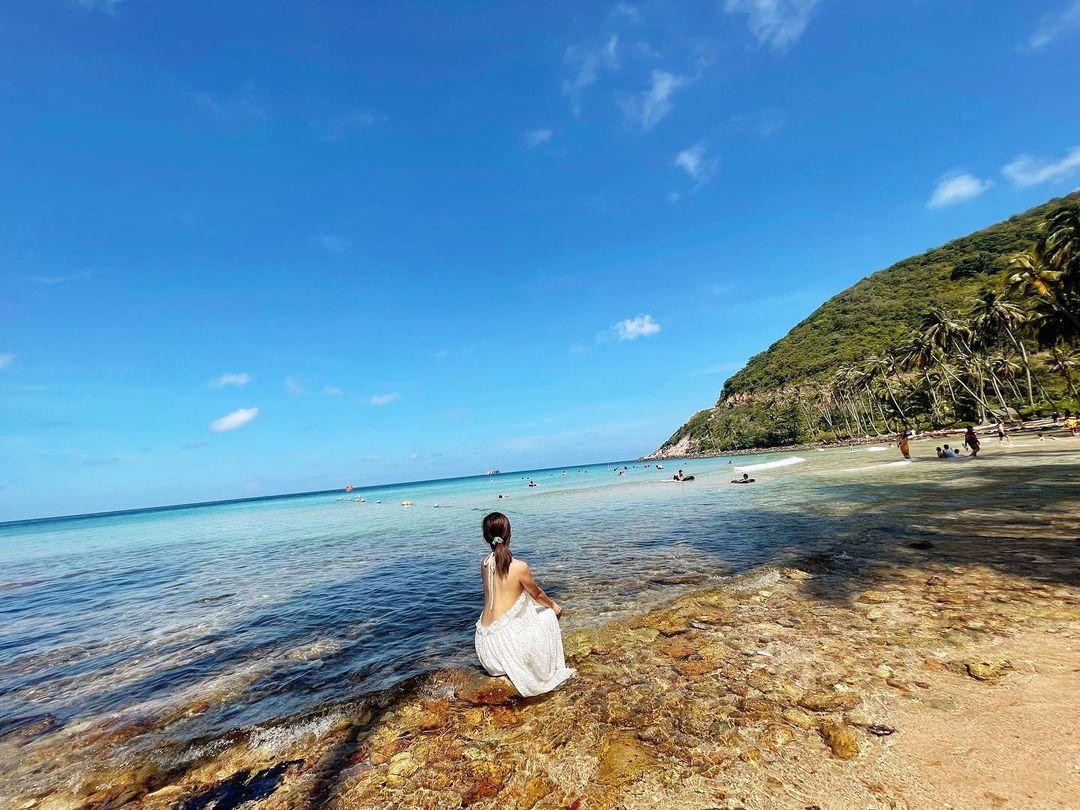 hình ảnh du lịch đảo Nam Du