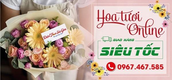 dịch vụ điện hoa Sài Gòn
